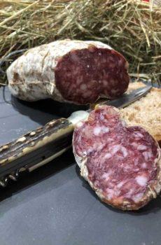 Pur porc au fromage de Beaufort